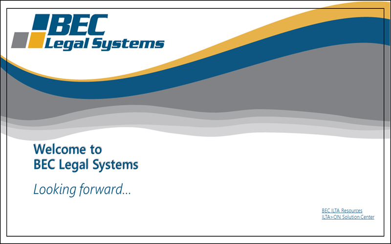 BEC Legal Systems | Looking Forward