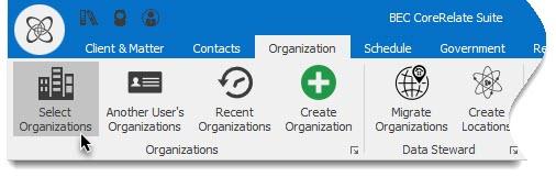 MatterLink Organizations