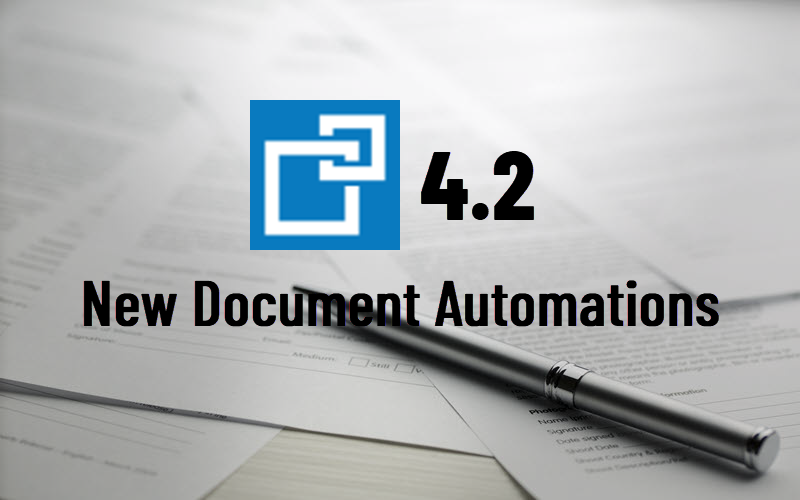 New Document Automations